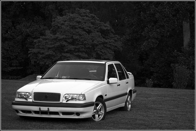 850 volvo sedan